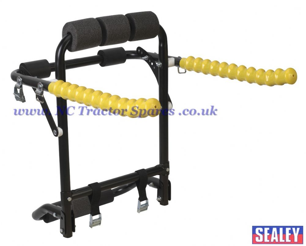 Rear Cycle Carrier 6 Strap Fixing Maximum 3 Cycles